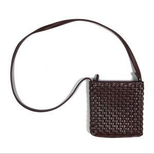 Nine West | Vintage Woven Crossbody Bag
